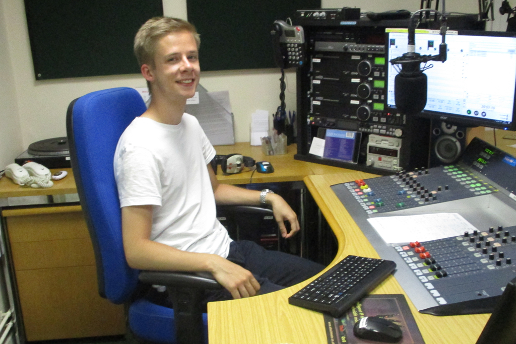 ALEX BILTON TRUST AM HOSPITAL RADIO