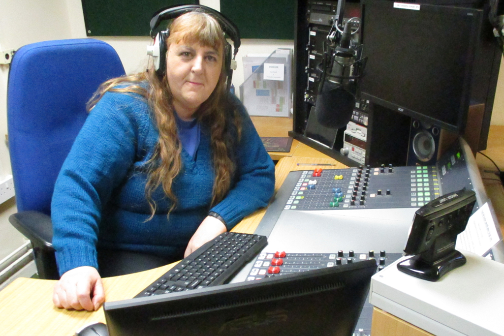 DIANE BROWN TRUST AM HOSPITAL RADIO