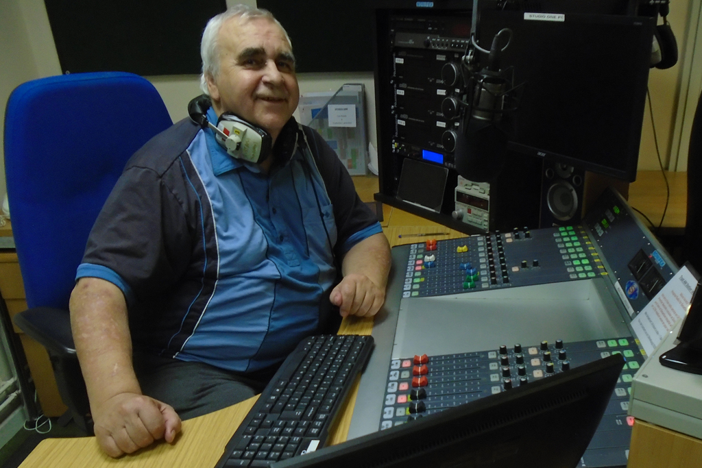 GRAHAM JAY TRUST AM HOSPITAL RADIO