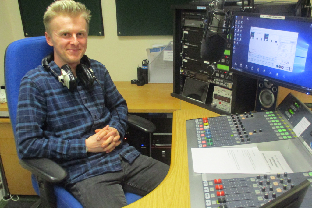 MATT HUTCHINSON TRUST AM HOSPITAL RADIO