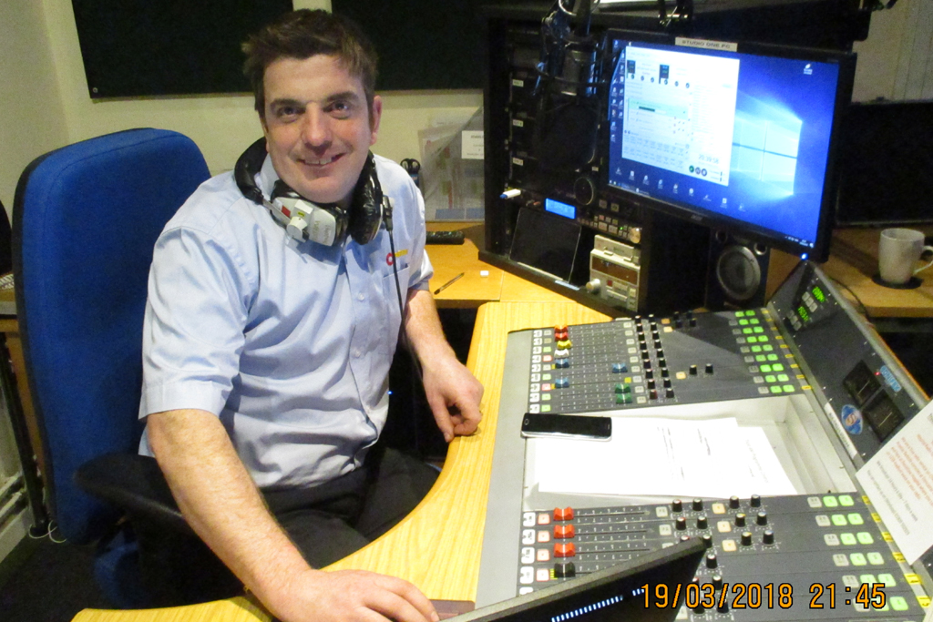 MIKE JACKSON TRUST AM HOSPITAL RADIO