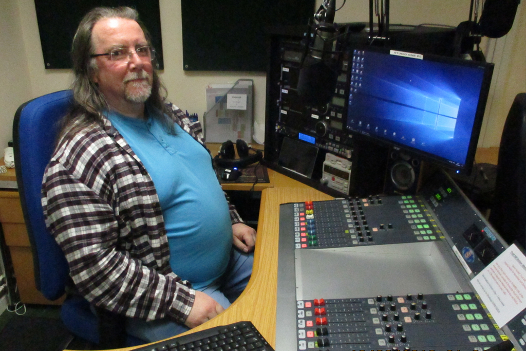 STEVE BRADSHAW TRUST AM HOSPITAL RADIO