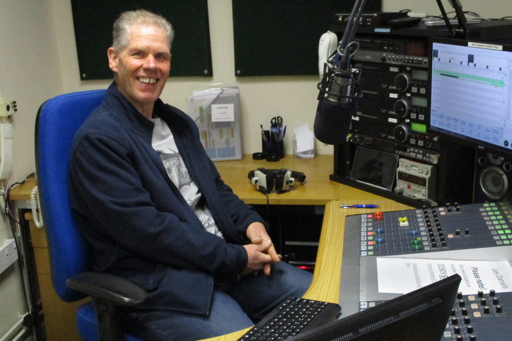 STEVE DITCH TRUST AM HOSPITAL RADIO