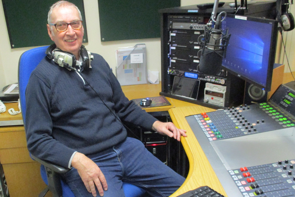 TREVOR BURTON TRUST AM HOSPITAL RADIO