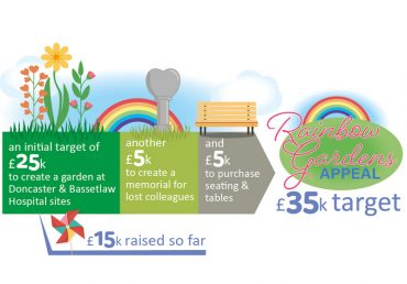 RAINBOW GARDEN APPEAL LAUNCHED